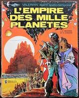 BD VALERIAN - 2 - L'empire Des Mille Planètes - Rééd. Publicitaire Elf 1972 - Valérian