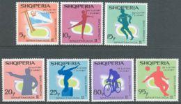 Albania, 1969, Sport, Spartakiada - Albania