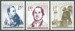 Albania, 1970, Friedrich Engels - Albania