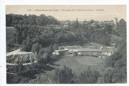 Clairvaux Du Jura Scieries , Vue Prise De La Route De Cogna - Clairvaux Les Lacs