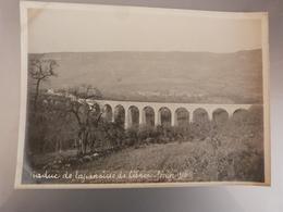 Aveyron, Lapanouse-de-Cernon, Viaduc, 1910. - France