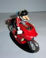 "Figurine Joe Bar ""marcel Spide Et Sa Honda Japauto 1000 Bol D'or Replica N°24 - Figurines"