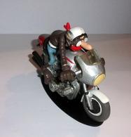 "Figurine Joe Bar ""Günter Konttetour Sur Sa Münch Mammouth 1200 Tts N°63 - Figurines"