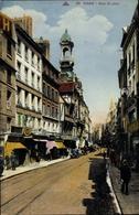 Cp Caen Calvados, Rue Saint Jean, Commerces - France