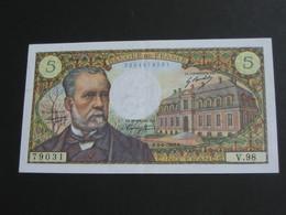 5 Cinq Francs Pasteur - 5-6-1969    **** EN ACHAT IMMEDIAT **** - 1962-1997 ''Francs''