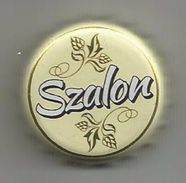 SZALON  Beer Cap From Hungary - Bier