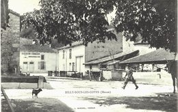 Carte POSTALE  Ancienne De BILLY Sous Les COTES - - Francia