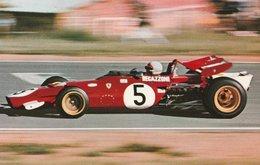 FERRARI 312 B-1 - FERRARI  S.E.F.A.C. (Clay Regazzoni) N°5. Motor: FERRARI BOXER - Motorsport