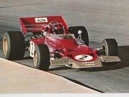 LOTUS 72 - GOLD LEAM LOTUS (Emerson Fittipaldi) Motor: FORD COSWORTH DFV V8, 440 B.p. 9500 R.p.m. - Motorsport