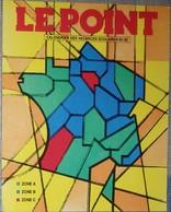 Petit Calendrier Poche 1991 1992 Le Point Hebdomadaire D'information - Calendriers
