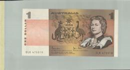 Billet De Banque Australie -  Billet De Banque De 1 Dollar  DEC 2019 Gerar - Moneda Local