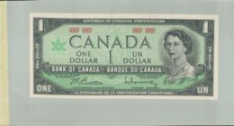 Billet De Banque   Canada - 1 Dollar - 1967 - Commémoratif  DEC 2019 Gerar - Canada