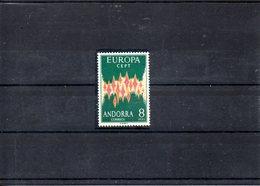 Andorra Española Nº 72 Tema Europa, Serie Completa En Nuevo 115 € - Andorra Española