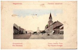 SERBIE NAGYKIKINDA [N°CR19080] - Serbie