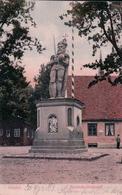 Allemagne, Holstein, Wedel, Rolands-Denkmal (10.10.1907) - Wedel