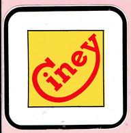 Sticker - Ciney - Aufkleber