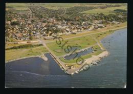 Nibe Havn - Luftfoto [AA46-4.007 - Denemarken