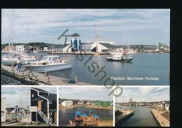 Ebeltoft Maritime Feriby [AA46-4.029 - Denemarken
