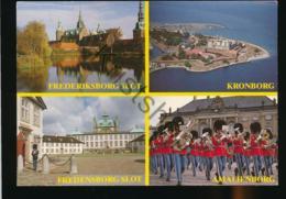 Danmark - Frederiksborg - Kronborg Amalienborg [AA46-4.052 - Denemarken