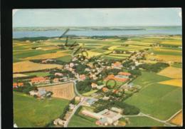 Sejerslev By - Mors - Luftfoto [AA46-4.082 - Denmark