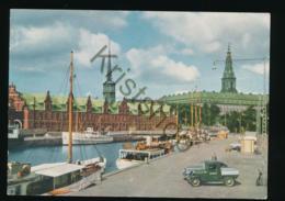 København - Børsen Og Christiansborg [AA46-4.087 - Denemarken