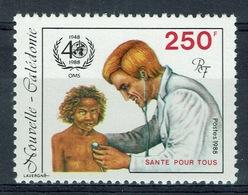 New Caledonia, World Health Organization, 1988, MNH VF - New Caledonia