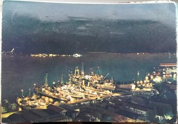Taranto / Notturno / Mar Piccolo / Stazione Torpediniere - In 1964 - Taranto