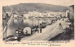 CPA La Ciotat - 464 - Le Port - La Ciotat