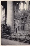 PHOTO ORIGINALE 39 / 45 WW2 WEHRMACHT FRANCE PARIS PROTECTION DES MONUMENTS - Guerre, Militaire