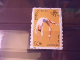ROUMANIE  YVERT N° 3806 - Usado