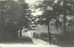 Tournehem Le Bois La Route Des 4 Sapins - France
