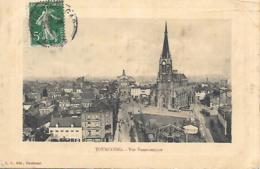 59 TOURCOING VUE PANORAMIQUE - Tourcoing