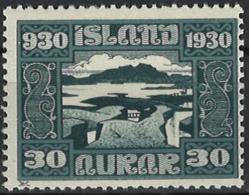 Iceland Island 1930. Mi 132, MNH - Unused Stamps