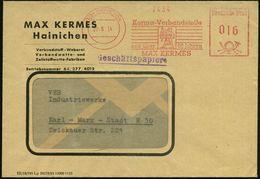 GRIECHISCHE & RÖMISCHE MYTHOLOGIE : (10b) HAINICHEN/ Kerma-Verbandsstoffe/ Seit über 60 Jahren/ MAX KERMES 1954 (28.6.)  - Mythologie