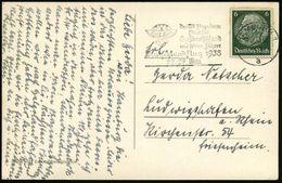 GRIECHISCHE & RÖMISCHE MYTHOLOGIE : HAMBURG 1/ A/ NSFK/ Das NS-Fliegerkorps/ ..Deutschlandflug 1938 (24.5.) Seltener MWS - Mythologie
