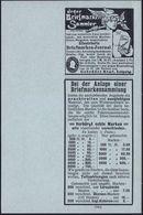 GRIECHISCHE & RÖMISCHE MYTHOLOGIE : Leipzig 1904 Reklame-PP 3 Pf./2 Pf. Germania: Gebr. Senf.. =  M E R K U R  Mit Merku - Mythologie