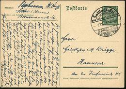 FRÜH- & VORGESCHICHTE / PRÄHISTORIE : Fallingbostel/ ..DAS PARADIES DER HEIDE/ Siebensteinhäuser 1934 (27.11.) HWSt = Do - Préhistoire
