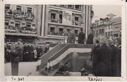 Tarbes Pétain 20 Avril 1941 Carte Photo Voir Descriptif Exemplaire Unique Cachet Etat Français Lourdes - Tarbes
