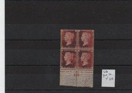 Bloc De 4 Neuf - 1840-1901 (Victoria)