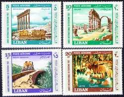LIBAN -  ACHEOLOGY - BRIDGE - UNDERGROUND LAKE  **MNH  - 1967 - Archeologia