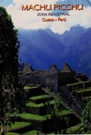 PERU. CUZCO. MACHU PICCHU. PP 3022. CIRCULADA. (586) - Perú