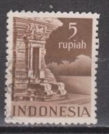 Nr. 386 Indonesie 36 Used ; Gebouwen 1949 FIRST STAMPS OF INDONESIA, LOOK FOR MORE !! - Indonésie