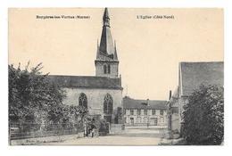(25524-51) Bergères Les Vertus - L'Eglise - Francia