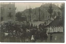 Carte Photo - Wellin - Fête Patriotique Novembre 1919 - 2 Scans - Wellin