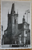 Leitmeritz Stadtkirche Elbtal Sudetengau Tschechien Litoměřice - Sudeten