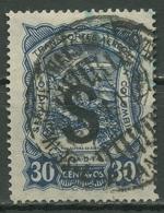SCADTA 1923 Maschinenaufdruck Schwarz S = Schweiz LA666 Gestempelt - Kolumbien
