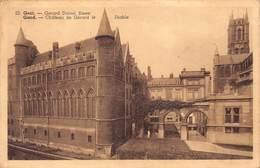 Gent Gand  Gerard Duivel Steen Château De Gérard Le Diable Legerpost België    Barry 3462 - Gent