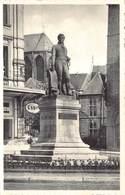 Gent Gand  Reclame Bord ESSO    Standbeeld Lieven Bauwens      Barry 3486 - Gent