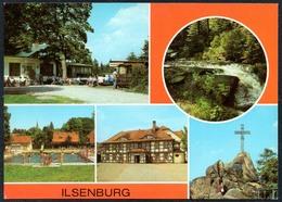 D0719 - TOP Ilsenburg Gaststätte Plessenburg FDGB Heim - Bild Und Heimat Reichenbach - Ilsenburg