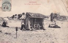 80 Fort Mahon, Sur La Plage, Abri Des Douaniers - Fort Mahon